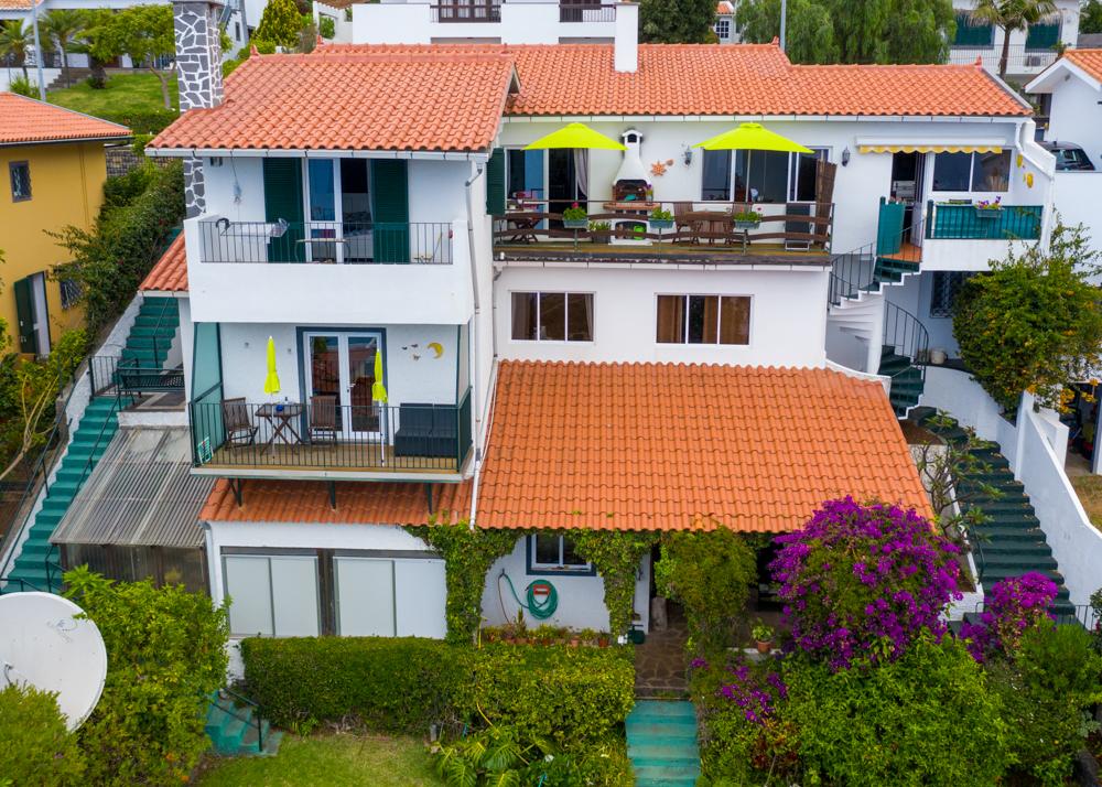 Ferienwohnung meerblick madeira apartment for Haus auf madeira